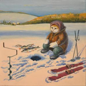 Рыбалка зима 1